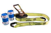 Elephant Slacklines Rookie Flash&#039;line-Set neon